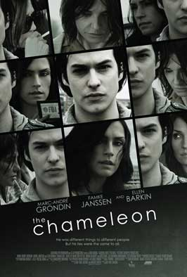 The Chameleon - 27 x 40 Movie Poster - Style A