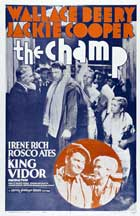 The Champ - 11 x 17 Movie Poster - Style D