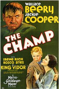 The Champ - 27 x 40 Movie Poster - Style B