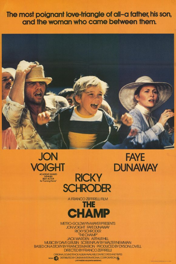 The Champ Movie Posters From Movie Poster Shop