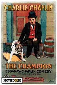 The Champion - 11 x 17 Movie Poster - Style A