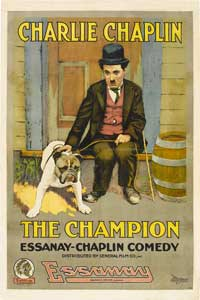 The Champion - 27 x 40 Movie Poster - Style C
