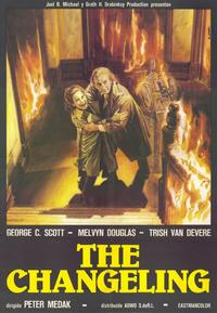 The Changeling - 11 x 17 Movie Poster - Spanish Style A