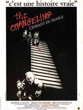 The Changeling - 11 x 17 Movie Poster - Style B