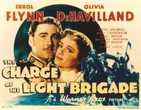 The Charge of the Light Brigade - 11 x 14 Movie Poster - Style B