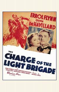 The Charge of the Light Brigade - 11 x 17 Movie Poster - Style A