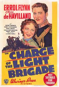 The Charge of the Light Brigade - 11 x 17 Movie Poster - Style B