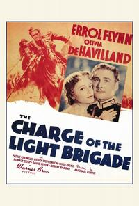 The Charge of the Light Brigade - 27 x 40 Movie Poster - Style A