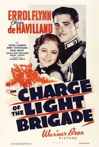 The Charge of the Light Brigade - 27 x 40 Movie Poster - Style C