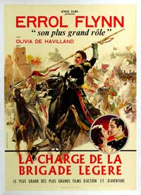 The Charge of the Light Brigade - 11 x 17 Movie Poster - French Style A