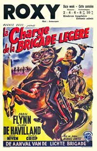 The Charge of the Light Brigade - 11 x 17 Movie Poster - French Style G
