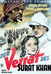 The Charge of the Light Brigade - 11 x 17 Movie Poster - German Style A