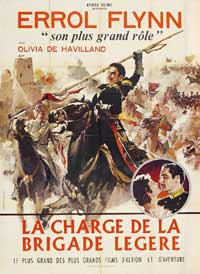 The Charge of the Light Brigade - 11 x 17 Movie Poster - French Style C