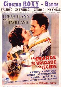 The Charge of the Light Brigade - 11 x 17 Movie Poster - French Style E