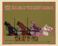 The Charge of the Light Brigade - 22 x 28 Movie Poster - Half Sheet Style A