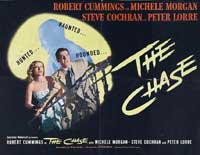 The Chase - 11 x 17 Movie Poster - UK Style A