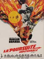 The Chase - 11 x 17 Movie Poster - French Style B