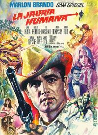 The Chase - 11 x 17 Movie Poster - Spanish Style B