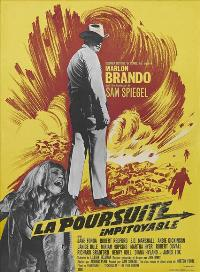 The Chase - 27 x 40 Movie Poster - French Style A
