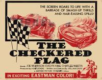 The Checkered Flag - 11 x 14 Movie Poster - Style A