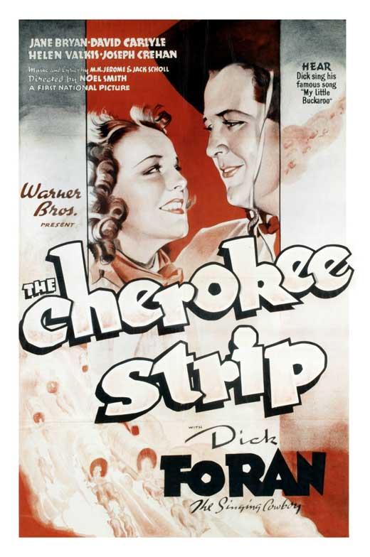 The Cherokee Strip movie