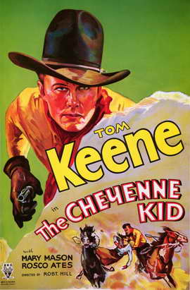 The Cheyenne Kid - 11 x 17 Movie Poster - Style A