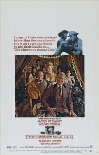 The Cheyenne Social Club - 11 x 17 Movie Poster - Style A