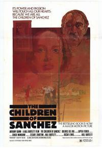 Children of Sanchez - 27 x 40 Movie Poster - Style A