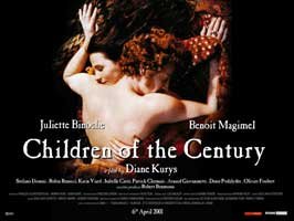 The Children of the Century - 30 x 40 Movie Poster UK - Style A