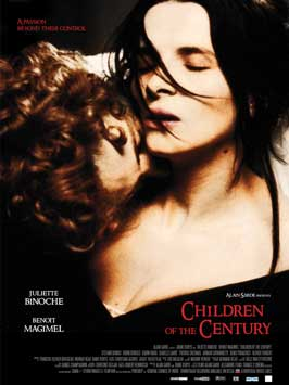 The Children of the Century - 43 x 62 Movie Poster - Bus Shelter Style A