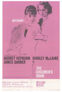 The Children's Hour - 27 x 40 Movie Poster - Style A