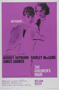 The Children's Hour - 43 x 62 Movie Poster - Bus Shelter Style A
