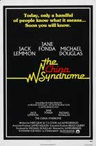 The China Syndrome - 11 x 17 Movie Poster - Style D