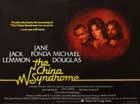 The China Syndrome - 30 x 40 Movie Poster UK - Style A