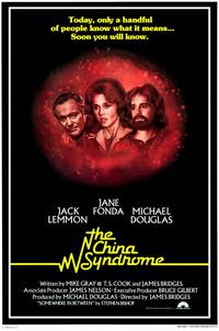 The China Syndrome - 11 x 17 Movie Poster - Style A