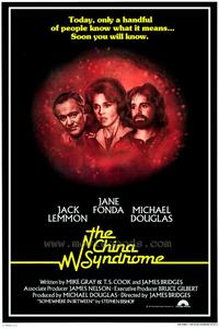 The China Syndrome - 43 x 62 Movie Poster - Bus Shelter Style A