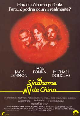The China Syndrome - 27 x 40 Movie Poster - Spanish Style A