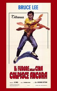 Chinese Connection - 11 x 17 Movie Poster - Italian Style A