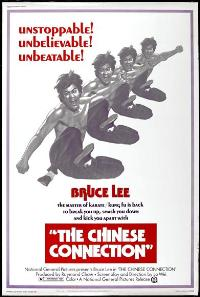 Chinese Connection - 27 x 40 Movie Poster - Style B