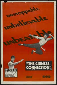 Chinese Connection - 27 x 40 Movie Poster - Style C