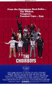 The Choirboys - 11 x 17 Movie Poster - Style A