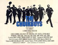 The Choirboys - 22 x 28 Movie Poster - Half Sheet Style A