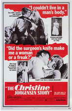 The Christine Jorgenson Story