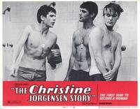 Christine Jorgenson Story - 11 x 14 Movie Poster - Style C