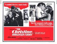 Christine Jorgenson Story - 11 x 14 Movie Poster - Style A