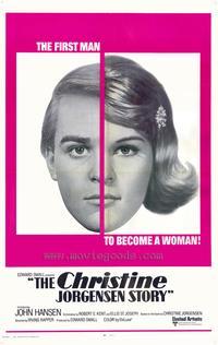 Christine Jorgenson Story - 27 x 40 Movie Poster - Style B
