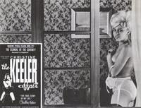 The Christine Keeler Affair - 11 x 14 Movie Poster - Style E