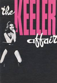 The Christine Keeler Affair - 11 x 17 Movie Poster - Style A