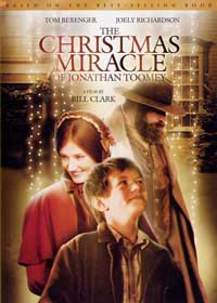 The Christmas Miracle of Jonathan Toomey - 11 x 17 Movie Poster - Style A