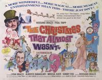 The Christmas That Almost Wasn't - 11 x 14 Movie Poster - Style A